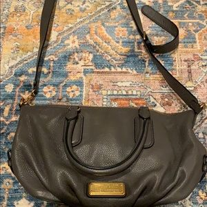 Gray Marc Jacobs purse. Great shape!